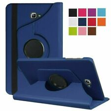 "For Samsung Galaxy Tab A 10.1"" SM-T580 T510 PU Leather Rotating Flip Case Cover"