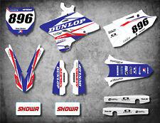 Custom graphics for Yamaha YZ 250 2015 -2019 FORCE STYLE full sticker kit