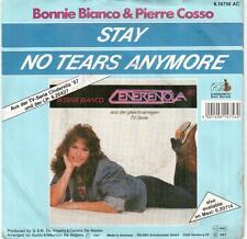 """<5235-28> 7"""" Single: Bonnie Bianco & Piere Cosso - Stay"""