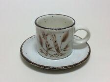 Midwinter WILD OATS Kaffeetasse Tasse Untertasse