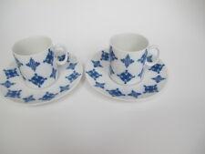 Thomas Medaillon 2  Kaffeetassen & Untertassen Tasse kobaltblaues Ornament