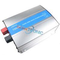 Epever 1500W Off Grid Inverter DC12V/24V to AC110V/220V Pure Sine Wave Inverter