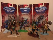Masters Of The Universe Mini 200x 2002 Motu He-Man Skeletor Teela 10 Figure Lot