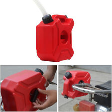 5L Plastic Jerry Can Gas Diesel Petrol Fuel Tank Oil Container Fuel-jugs Classic
