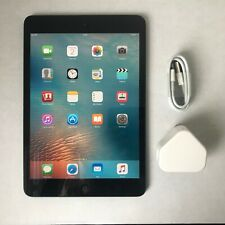 Apple iPad mini 1st Gen. 16GB, Wi-Fi + Cellular (Unlocked), 7.9in - Black