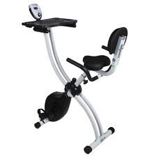 Confidence Fitness Folding Exercise Bike with Desk
