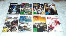 Nintendo Wii Spiele Paket / Sammlung 8 Stück USK 16 - Action & Abenteuer -