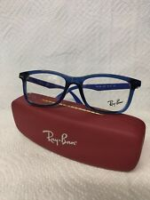 99f5d5f454f Brand New 100% Authentic Ray-Ban RB1562 3686 RX1562 Eyeglasses Frame 48 -16