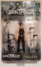 The Matrix Trinity Action Figure N2 Toys Series 1 MOC - 1999