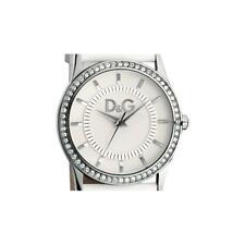 Dolce & Gabbana D&G Ladies Gloria Leather Watch DW0518