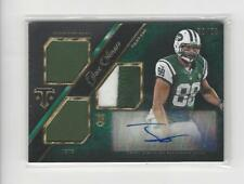 2014 Topps Triple Threads Emerald #104 Jace Amaro RC AUTOGRAPH PATCH Jets /50