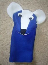 Replica of Rare Vintage Mouse Puppet as seen in Baby Einstein.
