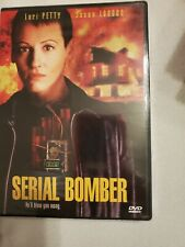NEW! DVD.SERIAL BOMBER.He'll blow you away.Lori Petty,Jason London