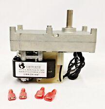 Austroflamm Integra & Wega Auger Feed Motor 1 RPM CW Pellet 12-1010-EPP - PH-CW1