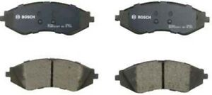 Disc Brake Pad Set-Quietcast Pads with Hardware Front Bosch BP902