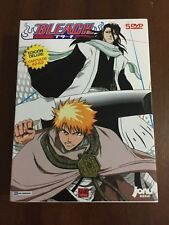 BLEACH TEMPORADA 3 - EDICION DELUXE CAPS 42 A 63 - 5 DVD - 525 MIN JONU MEDIA