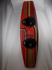 "O'brien Freestyle 010466 54 1.2"" inch Wakeboard 15 1/2"" Wide w/ Bindings"