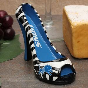 NFL- Detroit Lions Team High Heels Shoe Bottle Opener- BRAND NEW.