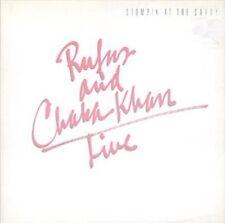 Live Stompin at The Savoy 5013929061330 Rufus and Chaka Khan