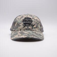 NAPA Racing #9 Chase Elliott #28c Ron Capps Camo Hat Intrepid Fallen Heroes fund
