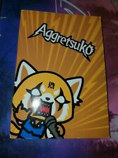 Aggretsuko Journal, Wear on outside
