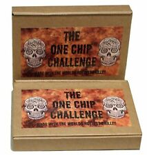 1 x One Chip Challenge Chilli! Carolina Reaper Not Paqui NACHO HOT!!!