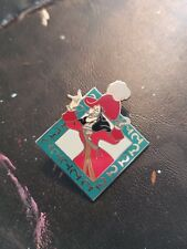 Disney Pin Captain Hook Diamond