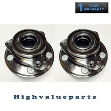 2 Rear Wheel Hub Assembly for Saab 9-5 Chery Malibu Buick LaCrosse Regal 513288