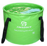 Premium Collapsible Bucket Compact Portable Folding Water Container Lightweight