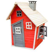 Casetta giocattolo per bambini ecologica in legno abete rosso