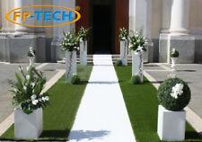 Fp-tech Fp-tp Tappeto per Matrimonio Bianco (o9f)