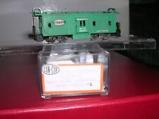 "Con-Cor #125311-2  New York Central Bay-Window Caboose #20391 ""N"" Gauge"