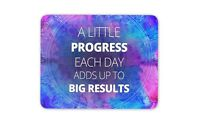 Motivational Mouse Mat Pad - Office Student University Fun Gift Computer #14235