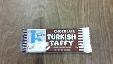 Chocolate Bonomo Taffy Candy Bar 24 Count Box
