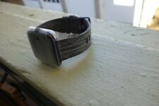 Fitbit Versa Special Edition Charcoal Woven Band- No Box or Charger! BRAND NEW!