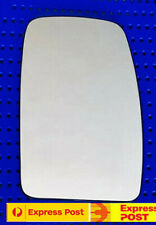 Right side mirror glass to suit RENAULT MASTER X62 2011 On Heated Convex base