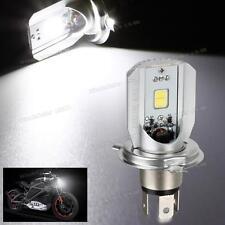1x H4 Motorcycle 6500K LED Hi/Lo Beam Headlight Front Light Bulb Lamp for Honda