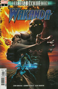The Last Annihilation: Wakanda (2021), Neuware, new