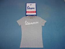 """T-Shirt  """"VESPA femme gris taille L"""""""