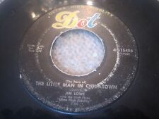 JIM LOWE The Little Man In Chinatown / The Green Door DOT 15486 45 7""