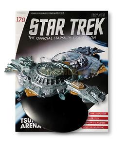 Star Trek Die offizielle Raumschiffsammlung TNG, Voy, DS9 (Ausgaben 170-179)