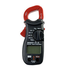 Digital Clamp Multimeter AC DC Volt AC Currunt OHM LCD laboratory Home Use New