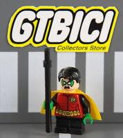 LEGO SUPER HEROES DC MINIFIGURA  `` ROBIN ´´  Ref 76013  100X100 ORIGINAL