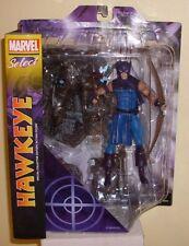 Hawkeye Avengers Marvel Select Diamond Select Chitauri Soldier Base 2014