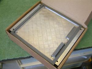 ALTO AL3607 3 Compartment Access Cavity Floor box Sockets Wiring Box Enclosure