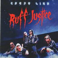 CRAZY LIXX - RUFF JUSTICE - NEW ALBUM 2017 CD Jewel Case+GIFT Hard Rock Frontier