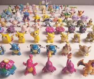 --MASSIVE POKEMON TOMY-- Mini Figures CGTSJ RARE