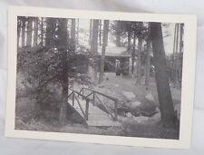 REAL PHOTO Tobey Homestead Potash Brook 1920s genealogy New York