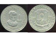PHILIPPINES 1 piso  1977  ( bis )