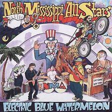 "North Mississippi All Stars ""Electric Blue Watermelon"" CD Brand New 2005"